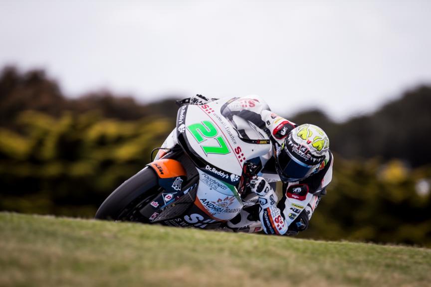 Iker Lecuona, Swiss Innovative Investors, Michelin® Australian Motorcycle Grand Prix