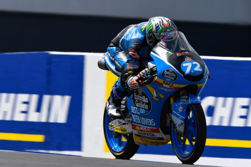 Alonso Lopez, Estrella Galicia 0,0, Michelin® Australian Motorcycle Grand Prix
