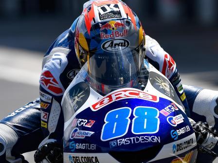 Moto3, Free Practice, Michelin? Australian Motorcycle Grand