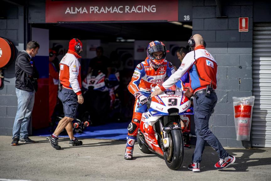 Danilo Petrucci, Alma Pramac Racing, Michelin® Australian Motorcycle Grand Prix