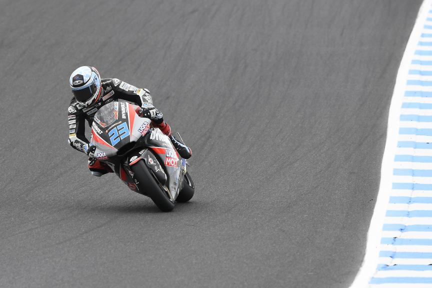 Marcel Schrotter, Dynavolt Intact GP, Michelin® Australian Motorcycle Grand Prix
