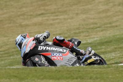 Schrötter quickest from Binder in opening Moto2™ session