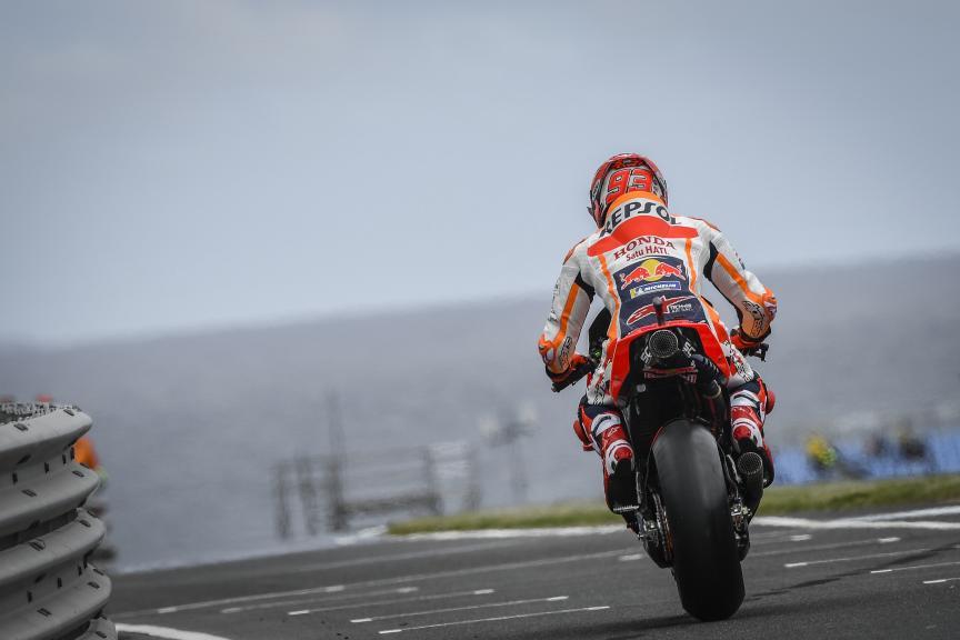 Marc Marquez, Repsol Honda Team, Michelin® Australian Motorcycle Grand Prix