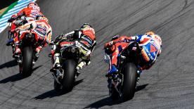 Don't miss the premier class take to Phillip Island for the first time in round 17 of the 2018 MotoGP™ Championship