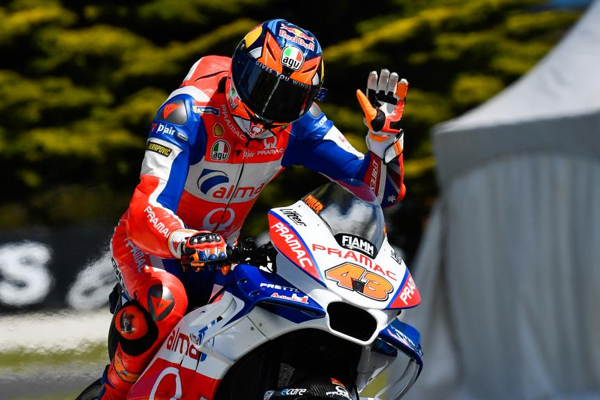 Jack Miller, Alma Pramac Racing, Michelin® Australian Motorcycle Grand Prix