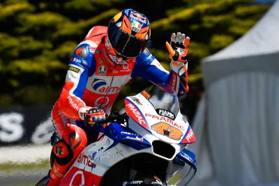 Strong start for Miller and Petrucci in Australia