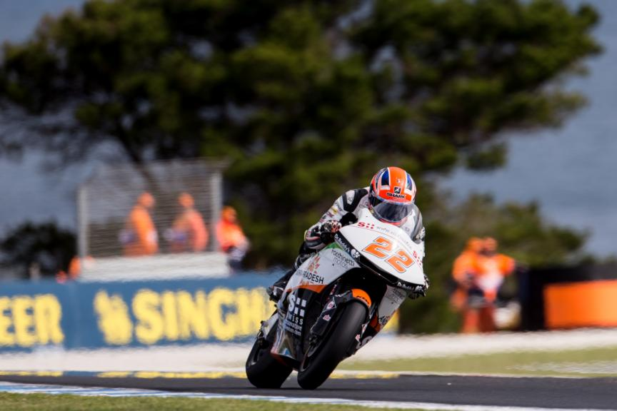 Sam Lowes, Swiss Innovative Investors, Michelin® Australian Motorcycle Grand Prix