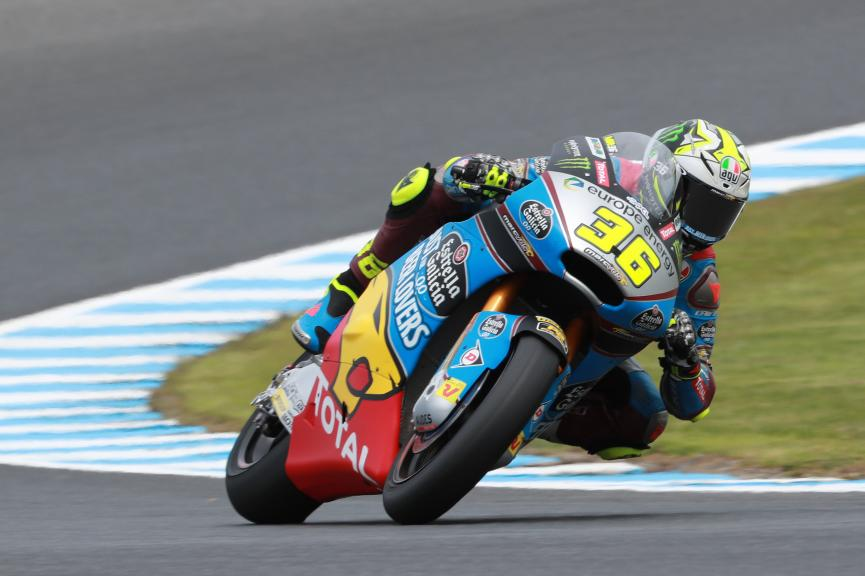 Joan Mir, Eg 0,0 Marc VDS, Michelin® Australian Motorcycle Grand Prix
