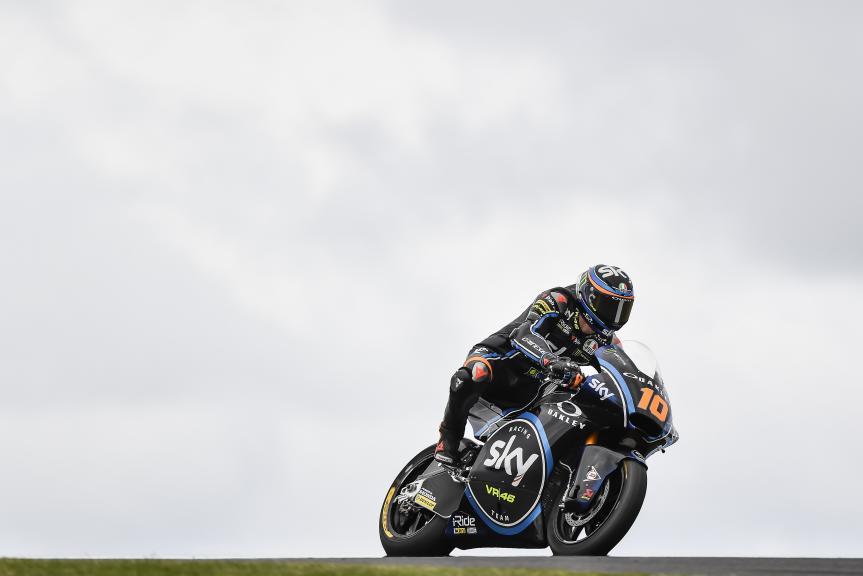Luca Marini, Sky Racing Team VR46, Michelin® Australian Motorcycle Grand Prix