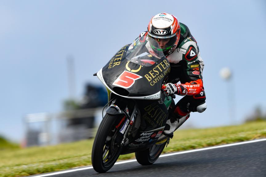 Jaume Masia, Bester Capital Dubai, Michelin® Australian Motorcycle Grand Prix