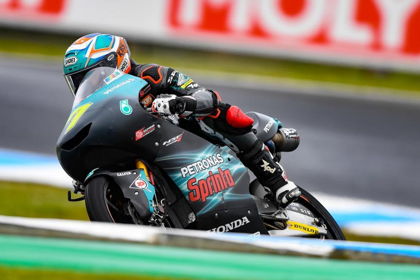 Adam Norrodin, Petronas Sprinta Racing, Michelin® Australian Motorcycle Grand Prix