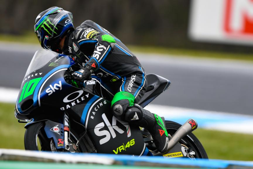 Dennis Foggia, Sky Racing Team VR46, Michelin® Australian Motorcycle Grand Prix