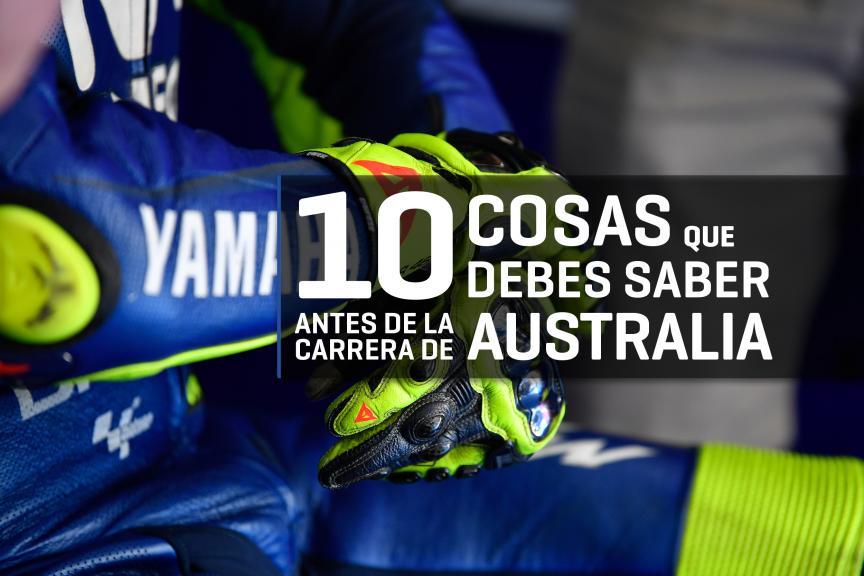 10 things es - australia