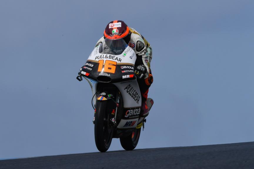 Andrea Migno, Angel Nieto Team Moto3, Michelin® Australian Motorcycle Grand Prix
