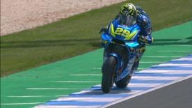 Enjoy the third MotoGP™ Free Practice session at Phillip Island