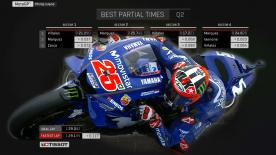 Find out exactly how fast the MotoGP™ poleman could have gone during qualifying in Australia