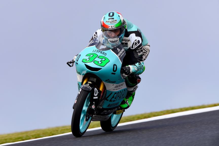 Enea Bastianini, Leopard Racing, Michelin® Australian Motorcycle Grand Prix