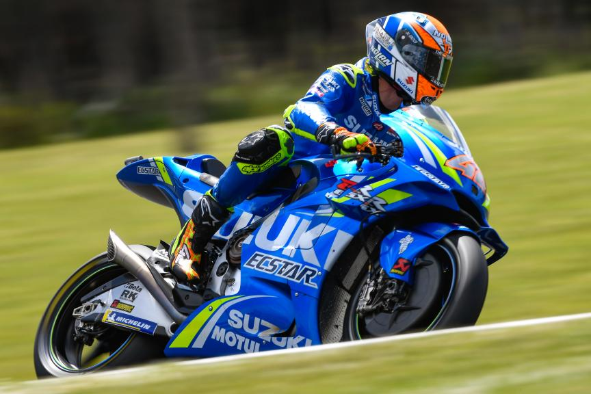 Alex Rins, Team Suzuki Ecstar, Michelin® Australian Motorcycle Grand Prix