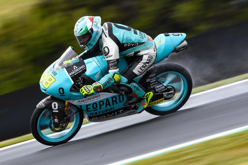 Lorenzo Dalla Porta, Leopard Racing, Michelin® Australian Motorcycle Grand Prix