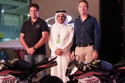 Presentada la Qatar Motorsports Academy en el Qatar Round