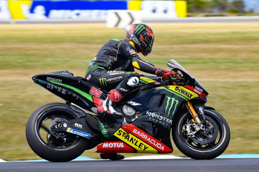 Hafizh Syahrin, Monster Yamaha Tech 3, Michelin® Australian Motorcycle Grand Prix