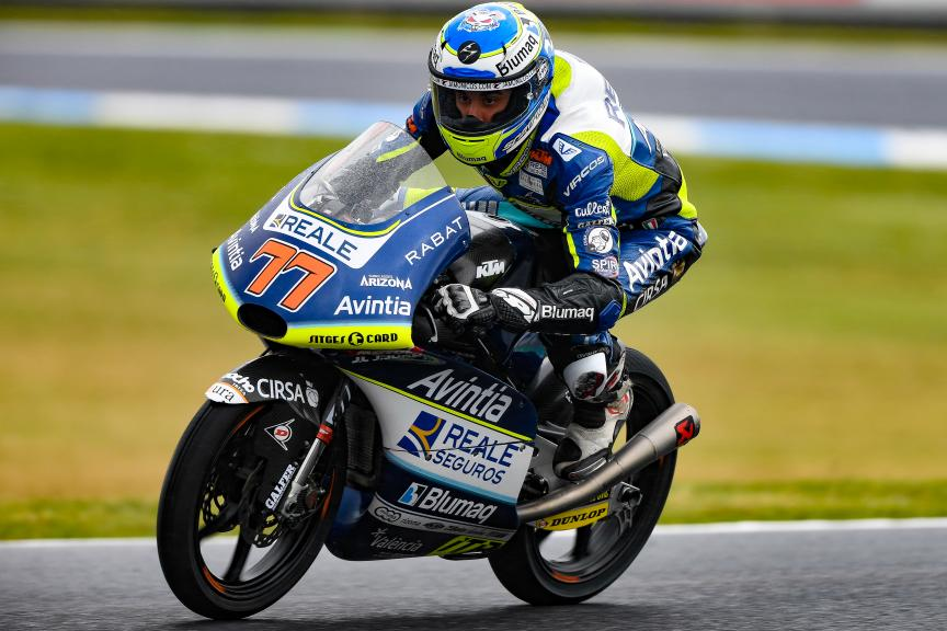 Vicente Perez, Reale Avintia Academy, Michelin® Australian Motorcycle Grand Prix