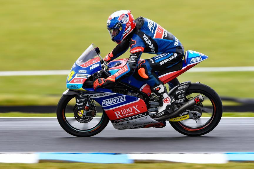 Jakub Kornfeil, Pruestelgp, Michelin® Australian Motorcycle Grand Prix
