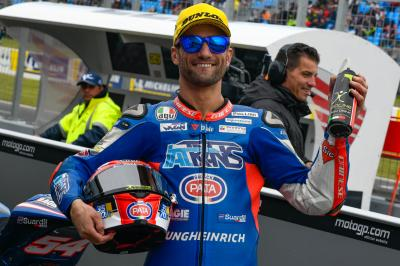 Pasini pockets pole, Bagnaia starts P16 with Oliveira 20th