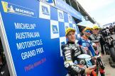 Mattia Pasini, Marcel Schrotter, Xavi Vierge, Italtrans Racing Team, Michelin? Australian Motorcycle Grand Prix