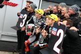 Marcel Schrotter, Xavi Vierge, Dynavolt Intact GP, Michelin? Australian Motorcycle Grand Prix