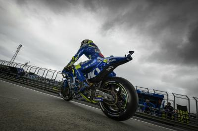"""""""There is one rider that is faster than everyone: Iannone"""""""