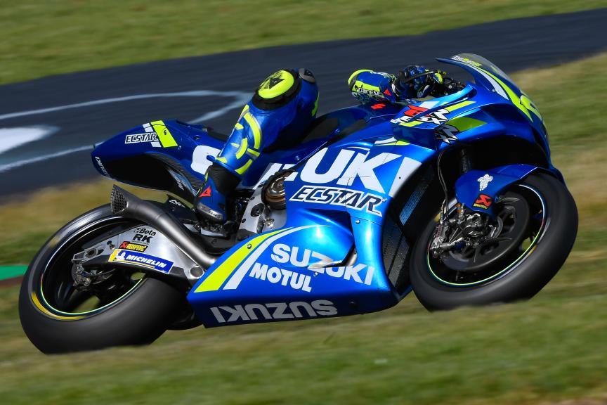Andrea Iannone, Team Suzuki Ecstar, Michelin® Australian Motorcycle Grand Prix