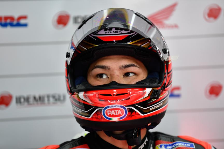 Takaaki Nakagami, LCR Honda Idemitsu