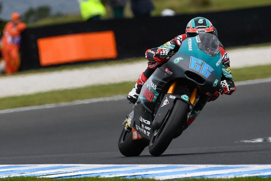 Niki Tuuli, Petronas Sprinta Racing, Michelin® Australian Motorcycle Grand Prix