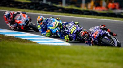 Australian GP: MotoGP™ Qualifying in Zeitlupe