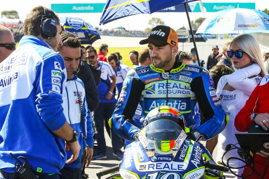 Xavier Simeon, Reale Avintia Racing, Michelin® Australian Motorcycle Grand Prix