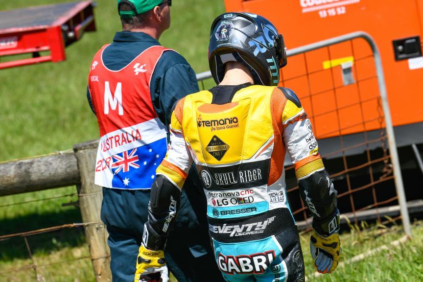 Gabriel Rodrigo, RBA BOE Skull Rider, Michelin® Australian Motorcycle Grand Prix