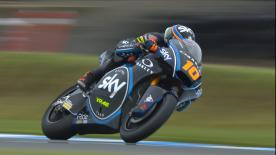 Watch the Warm Up session for Moto2™ in its entirety at the Michelin® Australian Motorcycle Grand Prix