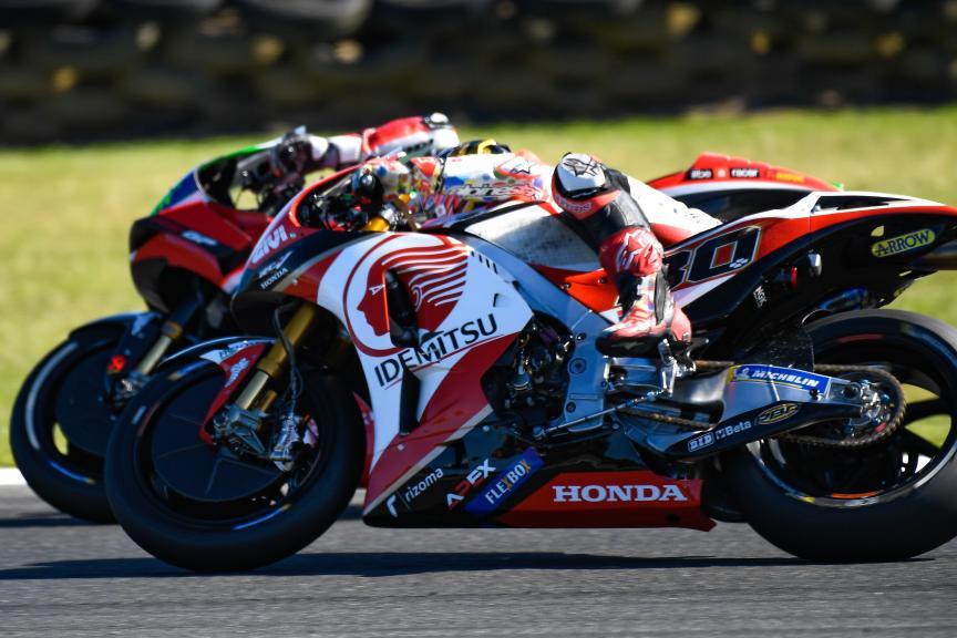 Takaaki Nakagami, LCR Honda Idemitsu, Michelin® Australian Motorcycle Grand Prix