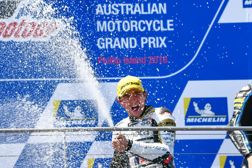 Albert Arenas, Angel Nieto Team Moto3, Michelin® Australian Motorcycle Grand Prix