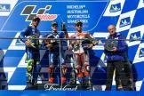 Maverick Viñales, Andrea Iannone, Andrea Dovizioso, Michelin® Australian Motorcycle Grand Prix