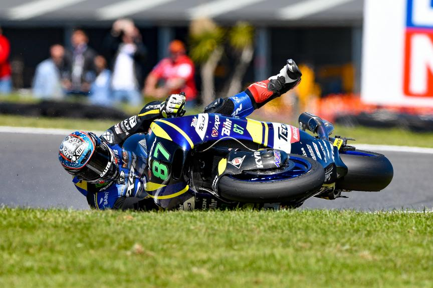 Remy Gardner, Tech 3 Racing, Michelin® Australian Motorcycle Grand Prix