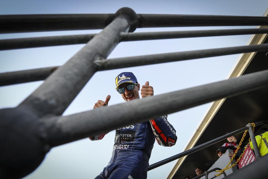 Maverick Viñales, Movistar Yamaha MotoGP, Michelin® Australian Motorcycle Grand Prix