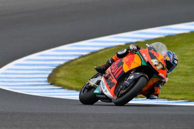Marquez, primo del Warm Up australiano