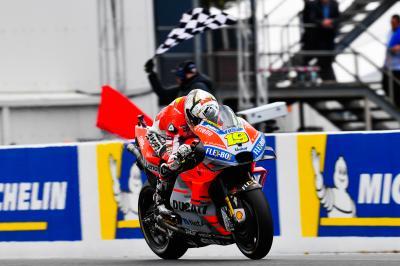 """Bautista acaba 4.º: """"La Ducati de 2018 es un misil"""""""