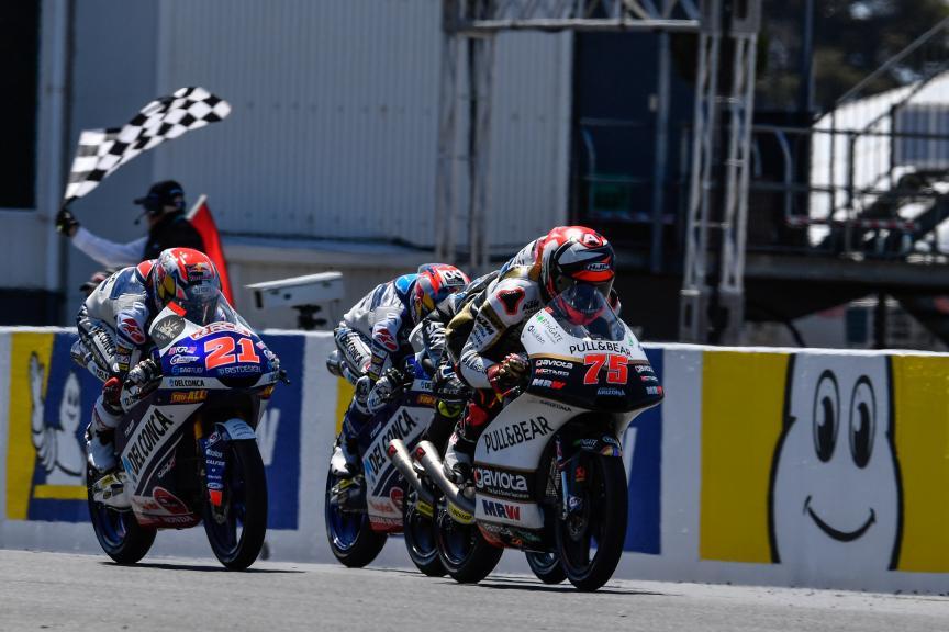 Albert Arenas, Fabio Di Giannantonio, Michelin® Australian Motorcycle Grand Prix