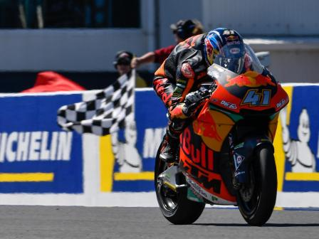 Moto2, Race, Michelin® Australian Motorcycle Grand Prix