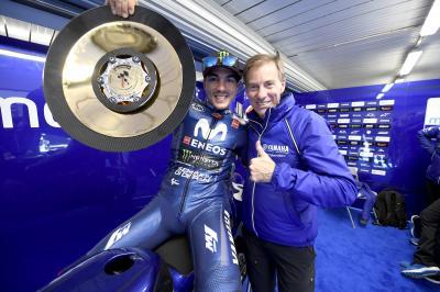 Top Gun: Maverick and Yamaha end 490 day win wait