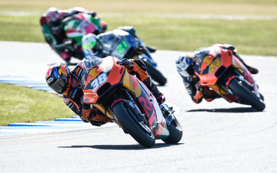 Bradley Smith, Red Bull KTM Factory Racing, Michelin® Australian Motorcycle Grand Prix