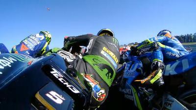Australian GP: Multi-OnBoard-Start